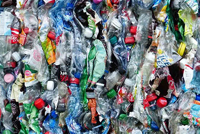 PET and plastic preform waste purchase service for recycling